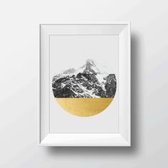 DESCRIPTION: Geometric Mountain Landscape Wall Printable Art | Large print scalable to 20x28 size WHAT YOU WILL RECEIVE: ► An INSTANT DOWNLOAD: 3 high resolution PDF files, you can print this amazing design to your exact requirements. ► Image size: 1. 8.5 x 11 PDF file 2. 11 x 17 PDF Landscape Walls, Landscape Prints, Mountain Landscape, Geometric Mountain, Color Calibration, Large Prints, Printable Wall Art, My Images, Wall Art Prints