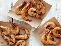 Ginger-Soy-Lime Marinated Shrimp #FeelGoodFood