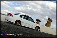 Honda Civic ES Modified   Honda Civic Vtec II (ES7) MMPower Project