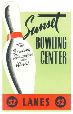 Sunset Bowling Center LA
