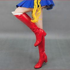 Spree Picky - Cosplay Sailor Moon Boots $68.99