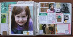 Good Idea, adding a big photo of the kids as they are NOW! :) Will do that!