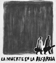 The Cubero Brothers in La muerte en la Alcarria