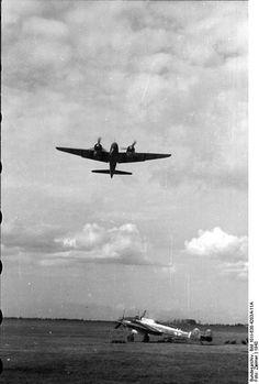FDRA - Fuerza Aérea: SGM: Messerschmitt BF 110