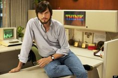 Ashton Kutcher As Steve Jobs: Promo Art For 'jOBS' Released