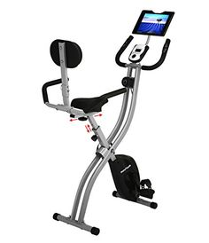 Innova XBR450 Folding Upright Bike with Backrest and iPad... https://smile.amazon.com/dp/B00FFT1URI/ref=cm_sw_r_pi_dp_x_gZrSybGW34GDV