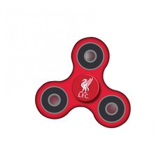 Join the latest craze, fidget spinning with this LFC Spinnerz, a stress relieving toy. Featured in red with a white LFC Liverbird to the centre. Official Store, Liverpool Fc, Mom, Mothers