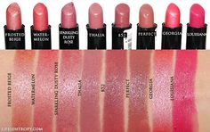 Life's Entropy | Beauty Reviews, Swatches, and Lifestyle Blog: Overview: NYX Round Lipsticks