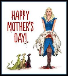 Happy Mhysa's day