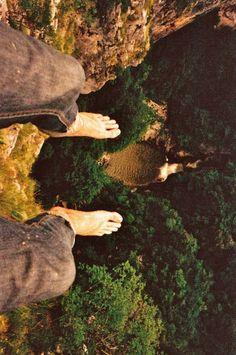 adventure awaits / via hiking dreams