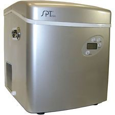 Portable Ice Maker with LCD Display