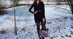 alldaysDesigner Blog: Winterliches Outfit zu schicken Anlässen