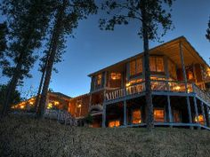 Chateau de Soleil House Of The SunVacation Rental in Deadwood from @HomeAway! #vacation #rental #travel #homeaway