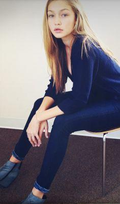 Gigi Hadid ♥ Yolanda Foster, Bella Hadid, Sports Illustrated, Sara Foster, Beverly Hills, Kendall, Kylie, Gigi Hadid Style, Bae