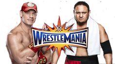 wwe 2k17 john cena vs samoa joe - | WWE Superstars 7/7/2017 | Wwe Entertainment, John Cena, Wwe Superstars, Entertaining, Baseball Cards, Music, Sports, Youtube, Musica