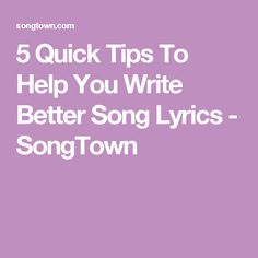 help me write song lyrics Hey i wanted to write a song for my best friends birthday i was wondering if someone could help me write one for her i have a couple of lines that i thought of on.