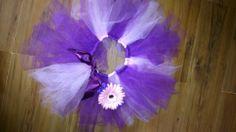 pretty purple x
