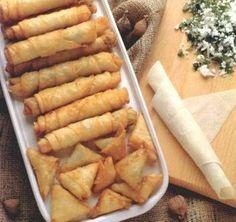Ibörek, cotti in forno o, più raramente, fritti, sono deliziose crocchette tipiche della tradizione...