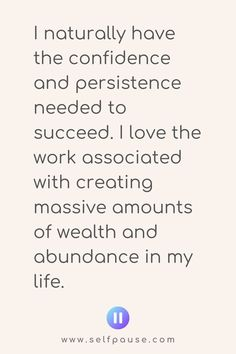 Enjoy this list of the top millionaire mindset affirmations to help you focus on your money goals and achieve them. Visit Selfpause for more affirmations. Wealth Affirmations, Positive Affirmations, Positive Attitude, Positive Vibes, Think And Grow Rich, Finding Happiness, Inspirational Quotes For Women, Relationship Problems, Powerful Words