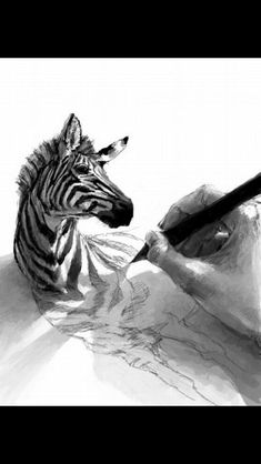 3d pencil drawings illusions | Pinned by JOAN Gussman Delacruz