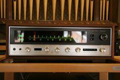 Vintage Sansui Solid State 4000 Stereo Receiver | eBay
