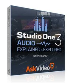 Studio One 3 Audio Explained & Explored TUTORiAL SYNTHiC4TE | June 11 2016 | 235 MB Now it's time to dive into audio in PreSonus Studio One 3. Watch