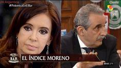 """Guillermo Moreno le bajó la nota a Cristina Kirchner: """"Estaba en 10, bajó a 8"""""""