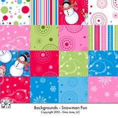 ... Snowman Faces and Clip Art on Pinterest | Digital Papers, Snowman and