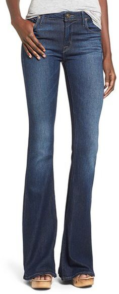 Women's Hudson Jeans 'Mia' Flare Jeans - I'm SO excited that flare jeans are back in style! ✌️