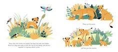 ...in the Savannah - Ella Bailey Illustration
