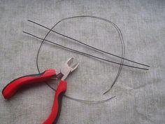 Výroba malého drátovaného košíčku Clothes Hanger, Coat Hanger, Clothes Hangers, Clothes Racks