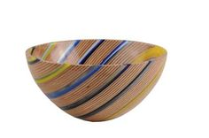 wood-turned bowl by Dennis Keeling