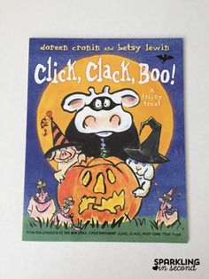 Click Clack Boo is a fun fall read aloud for the primary classroom. Here are some activities to use when you read it. Teaching First Grade, Primary Teaching, First Grade Teachers, Primary Classroom, Primary Education, Elementary Teacher, Teaching Ideas, Halloween Stories For Kids, Cute Halloween