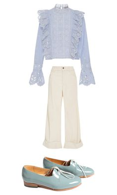 """Untitled #4386"" by bellagioia ❤ liked on Polyvore featuring Sea, New York, The Seafarer and Dieppa Restrepo"