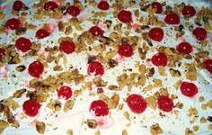 Twinkie Pudding Cake
