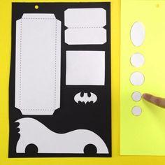 Batman Birthday Cakes, Batman Party, Superhero Party, Cars Birthday Parties, 4th Birthday, Projects For Kids, Diy For Kids, Baby Batman, Batman Robin