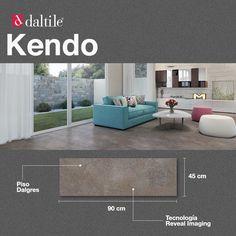 Disponible en acabado mate, Kendo está compuesto por mármol tipo clásico obtenido de una exclusiva selección de piezas.   Conoce más aquí: http://www.daltile.com.mx/Kendo