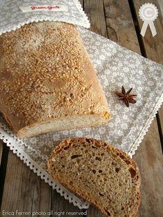 Pane al miele