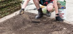 Want to give your yard the star treatment? Try laying some brand-spanking new turf! How To Lay Turf, Diy Home Cleaning, Top Soil, Environmental Health, Brick Patterns, Gardening Gloves, Health And Safety, Warehouse
