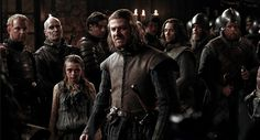 Who's Who In A Game Of Thrones via Empire Magazine #GameofThrones