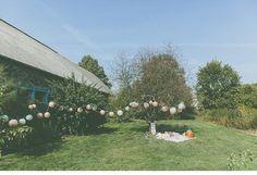 Stephanie und Felix, Scheunenhochzeit im Boho-Stil von Lene Photography - Hochzeitsguide