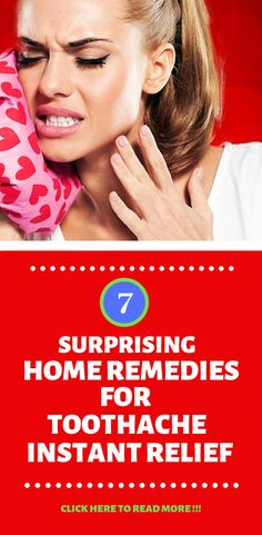 7 Surprising Home Remedies for Toothache Relief Home Remedies For Sickness, Home Remedies For Fever, Home Remedies For Pimples, Cold Home Remedies, Home Remedies For Acne, Natural Home Remedies, Homeopathic Flu Remedies, Herbal Cold Remedies, Natural Remedies For Arthritis
