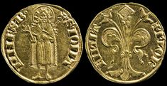 The very first florins were not english, they were originally from Florence, hence the name. It was used in the Renaissance period (1500's). This coin became a dominant financial movement of Western Europe for large-scale transactions for several years. I chose this coin because it was a huge step up for Italy's economy and government. This coin encouraged trade all throughout Italy as well.
