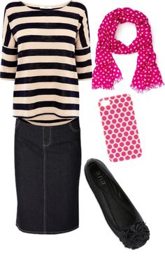"""""""Untitled #5"""" by petalsandpurses ❤ liked on Polyvore - I have that top."""