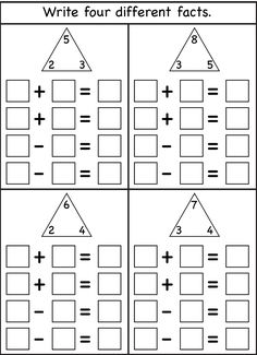 5 Math Worksheets Fact Families for Elementary 001 73 Best Rekenen images √ Math Worksheets Fact Families for Elementary 001 . 5 Math Worksheets Fact Families for Elementary 001 . Conventional Times Table Math Worksheets these in Math Worksheets, Printable Worksheets, Math Resources, Math Activities, Place Value Worksheets, Free Printables, Math Classroom, Kindergarten Math, Teaching Math