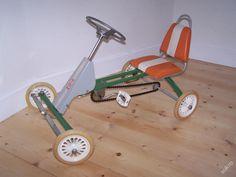 �lapac� motok�ra zn.TDV duchcov TOP stav Socialism, Go Kart, Tricycle, My Childhood, Budapest, History, Toys, Nostalgia, Activity Toys
