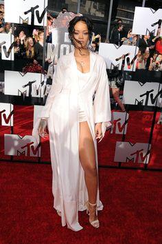 Rihanna at the MVT Movie Awards 2014