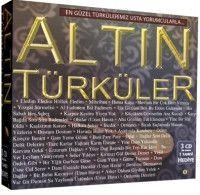 Altın Türküler - En Güzel Türkülerimiz Usta Yorumcularıyla (BoxSet)