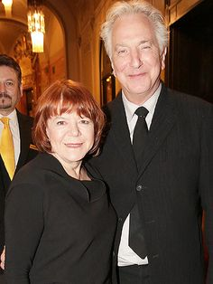 Alan Rickman Secretly Wed – 3 Years Ago http://www.people.com/article/alan-rickman-married-rima-horton