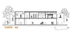 Galeria de Vestiário Clube Campestre / João Diniz Arquitetura - 32